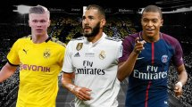 Fichajes Real Madrid   ¿Qué delantero marcaría más goles?