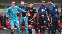 Bundesliga | Lewandowski suma y sigue; tropiezos de Leverkusen y M'gladbach