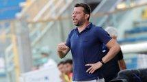 El Parma destituye a su míster