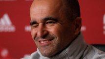 Bélgica amplía su confianza en Roberto Martínez