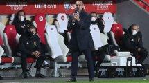 El Tottenham Hotspur se pone en contacto con Roberto Martínez