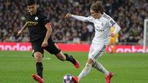 El guiño de Rodri Hernández a Luka Modric
