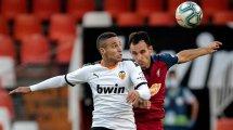 Valencia | El extraño limbo de Rodrigo Moreno