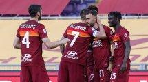Serie A   La AS Roma no tiene piedad del Crotone