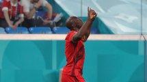 Eurocopa | Romelu Lukaku impulsa a Bélgica ante Rusia