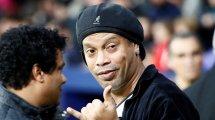 Ronaldinho apuesta por la continuidad de Leo Messi en el FC Barcelona