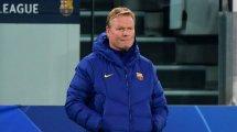 FC Barcelona | La doble petición invernal de Ronald Koeman