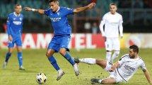 Aparece una salida del Sevilla para Rony Lopes