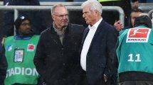 Rummenigge revela el plan del Bayern Múnich