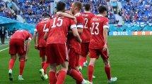 Eurocopa   Rusia toma aire a costa de Finlandia
