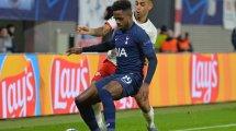 La firme postura del Tottenham Hotspur con Ryan Sessegnon