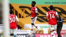 Bukayo Saka, el diamante en bruto del Arsenal