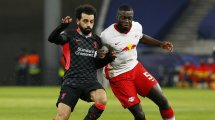 El contratiempo del Liverpool con Mohamed Salah
