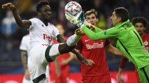 Liga de Campeones   RB Salzburgo y Lokomotiv de Moscú firman tablas