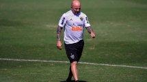 Jorge Sampaoli se despide del Atlético Mineiro