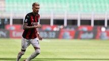 El AC Milan continúa dando forma al adiós de Samu Castillejo