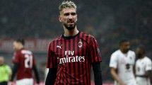 AC Milan | Giro radical en el futuro de Samu Castillejo