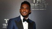 Samuel Eto'o quiere volver al FC Barcelona