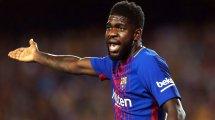 FC Barcelona | Se abre una nueva vía de escape para Samuel Umtiti