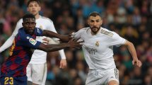 Diego Godín puede marcar el futuro de Samuel Umtiti en el FC Barcelona