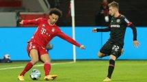 Bayern Múnich | Leroy Sané no encuentra su sitio