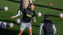 Atlético | Ivan Saponjic, el descarte incómodo