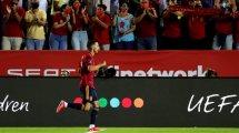 Pablo Sarabia recupera la confianza con España