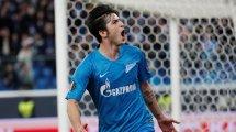 El Zenit rechazó 4 ofertas por Sardar Azmoun