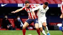 Los posibles descartes del Atlético de Madrid
