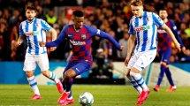 Nélson Semedo abre la puerta de salida del FC Barcelona