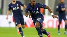 El Tottenham busca salida para Serge Aurier