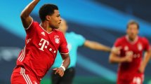 Bayern   Un número histórico para Serge Gnabry