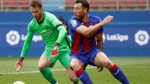 Sergi Enrich aclara su fallido fichaje por el Schalke 04