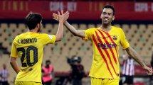 FC Barcelona   El inevitable destino de Sergi Roberto