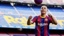El FC Barcelona presenta a Sergiño Dest en sociedad