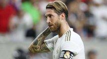 La renovación de Sergio Ramos, un nuevo frente espinoso en el Real Madrid