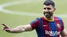 FC Barcelona | Primera convocatoria para Sergio Agüero