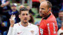 Sergio Escudero alude a su futuro en Sevilla