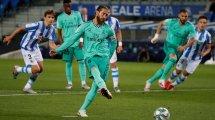 Las condiciones de Sergio Ramos para continuar en el Real Madrid
