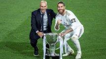 Sergio Ramos sigue haciendo historia en el Real Madrid