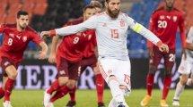 Selección de España   Récord con sabor agridulce para Sergio Ramos