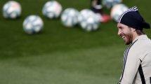 El choque entre Real Madrid y Sergio Ramos