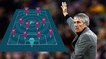 Lewandowski, Messi, esquema de juego... Quique Setién analiza el FC Barcelona - Bayern Múnich