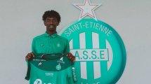 El nuevo fichaje del Saint-Étienne