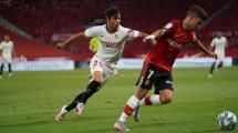 Liga   El Sevilla vence al Real Mallorca en Nervión
