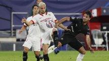 Liga de Campeones | El Sevilla tira de épica para noquear al Krasnodar