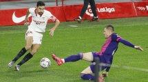 El Sevilla confirma la renovación de Jesús Navas