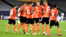 Europa League | El Shakhtar Donetsk arrolla al Basilea