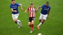 La preocupante dinámica del Sheffield United