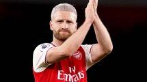 Arsenal   Mustafi no quiere hablar de su futuro